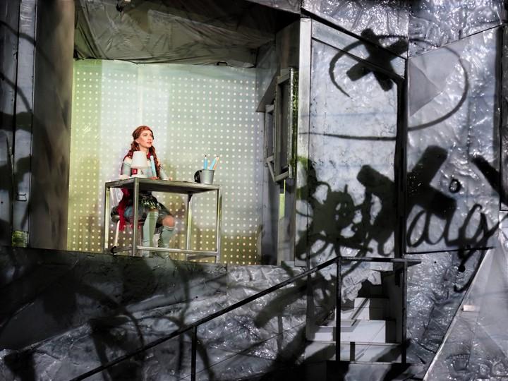 Шоу CRYSTAL от Цирка Дю Солей / Фото: Антон Гердо, «Вечерняя Москва»