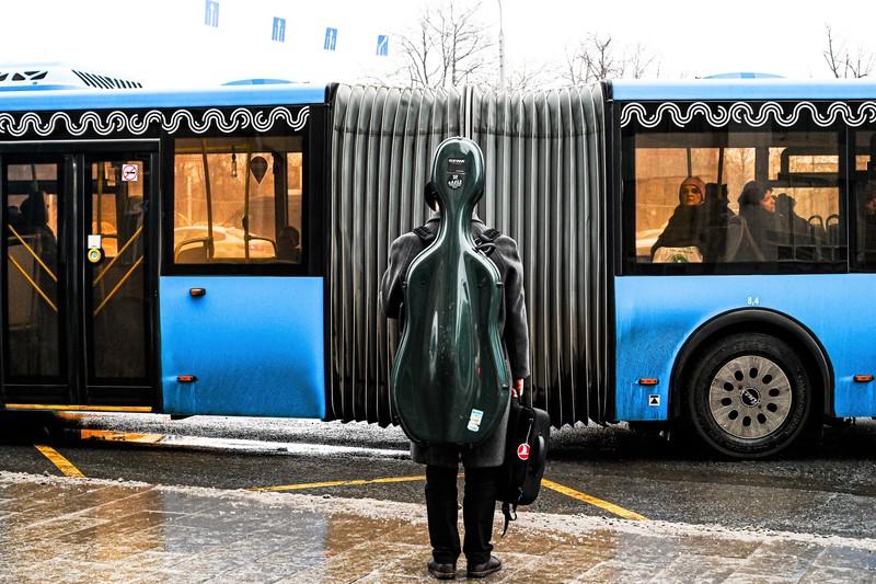 Автобусы в Ленинском округе будут ходить реже из-за непогоды