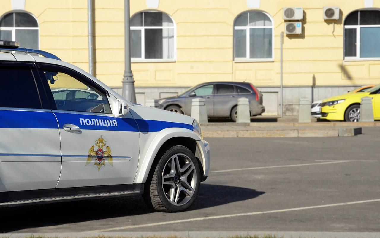 Полиция Фото: Анна Быкова