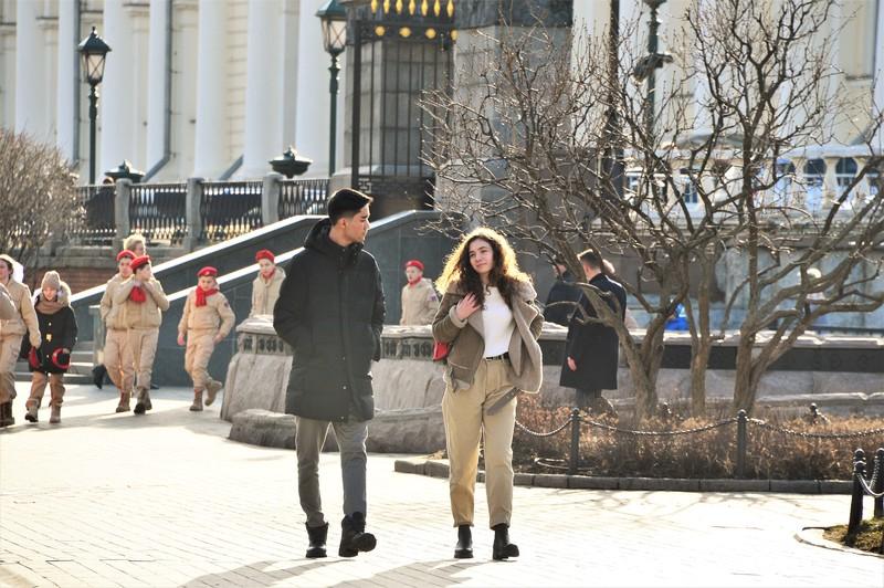 Синоптик предупредил москвичей о повышенном атмосферном давлении на этой неделе