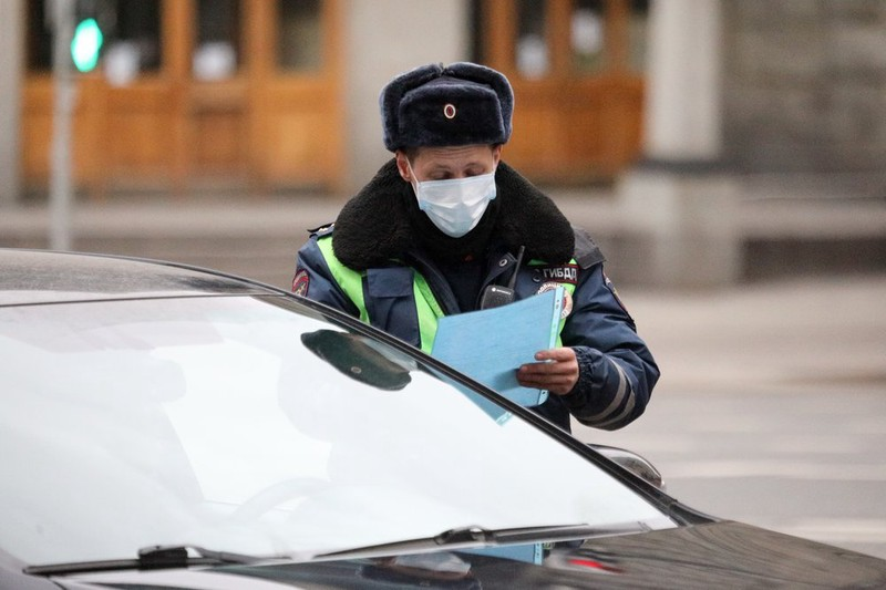 Трое водителей Gelandewagen заплатят штраф за неадекватную езду в центре Москвы