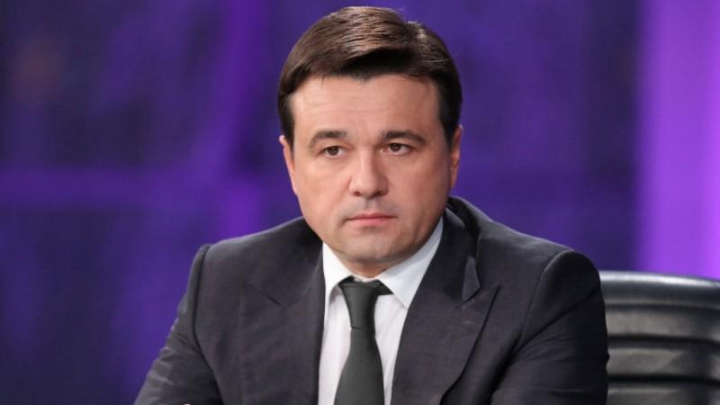 Андрей Воробьев назвал число пациентов с COVID-19, находящихся на ИВЛ