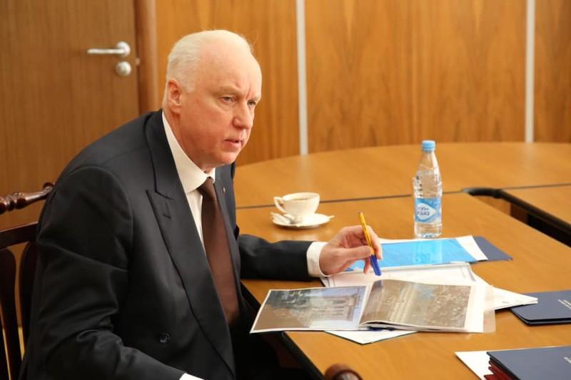 Бастрыкин потребовал завести уголовное дело в отношении судьи Добрыниной