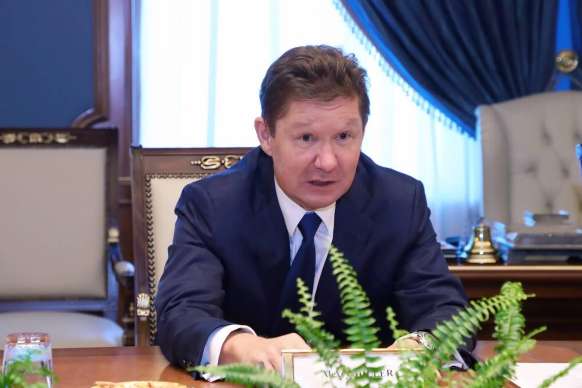 «Никто не предлагал покупать газ»: Газпром ответил на заявление «Нафтогаза»