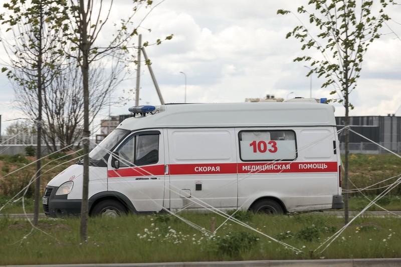 Человек пострадал при столкновении грузовиков в Новой Москве