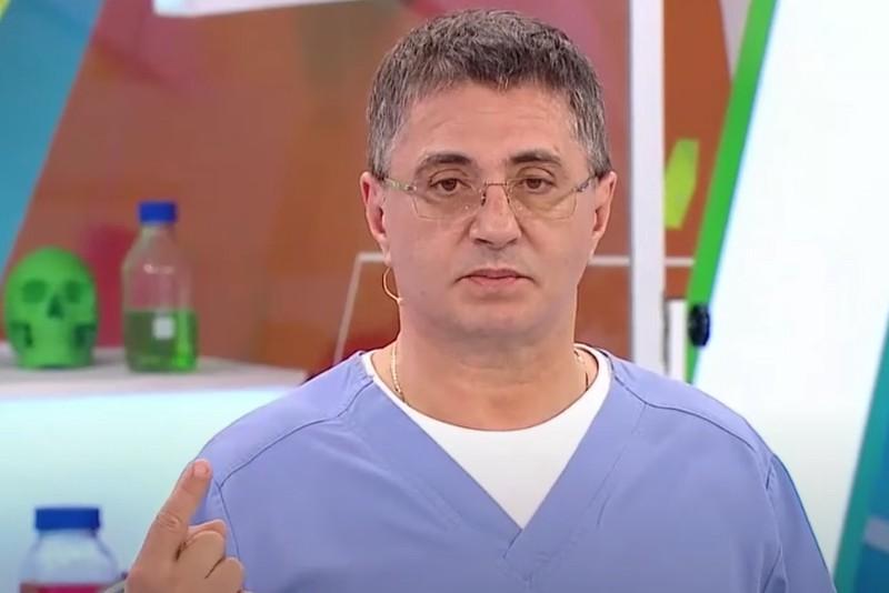 Мясников рассказал, как не нагружать иммунитет в период простуд