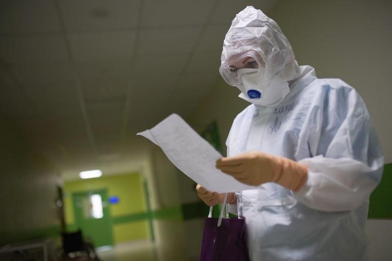 Более 90 человек за сутки выписали из Второй инфекционной больницы