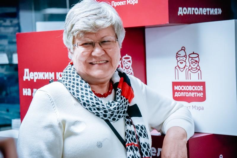 Почти 70 тысяч человек присоединились к онлайн-программе «Московское долголетие»