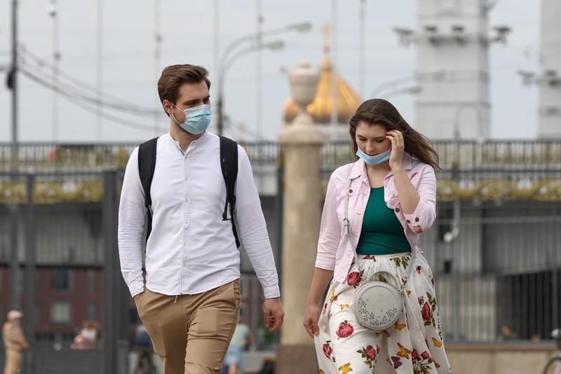 Вирусолог отметил специфику распространения коронавируса в России