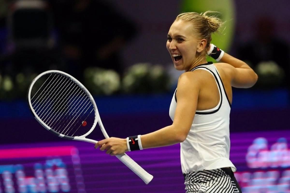 Из дома теннисистки Елены Весниной в Подмосковье украли олимпийские медали