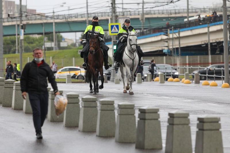 Около 2,8 тысячи человек проследят за безопасностью на матчах РПЛ в Москве