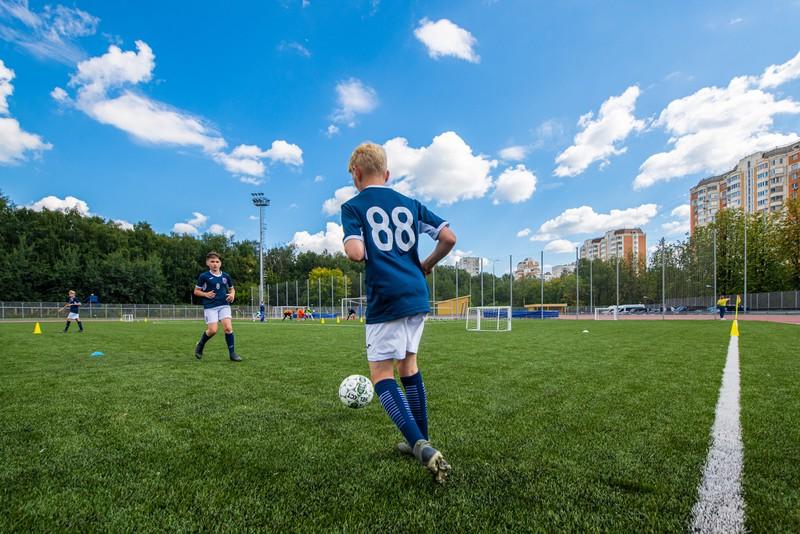Власти Москвы выделили участки для завершения строительства трех спортобъектов