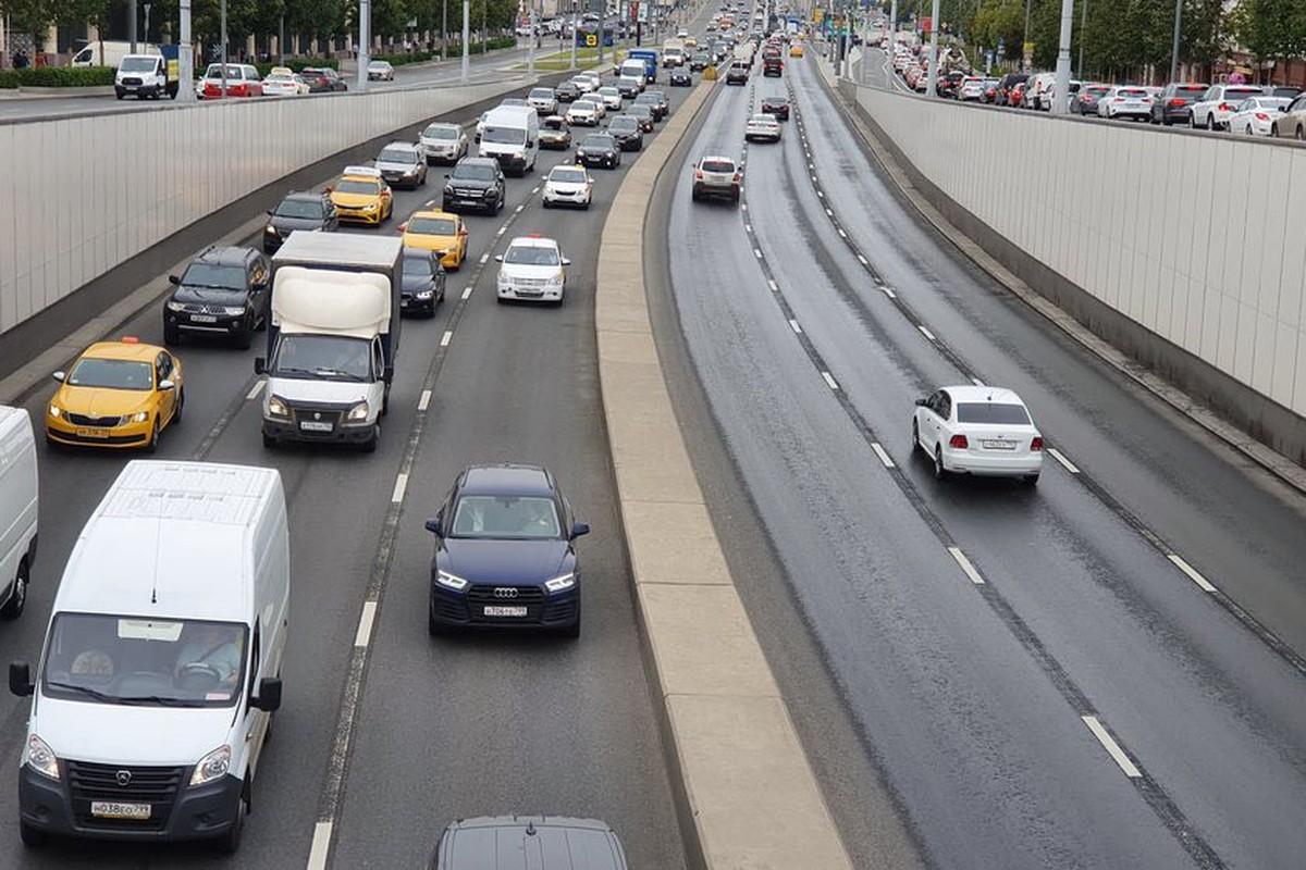 Движение транспорта на Щелковском шоссе и Садовом кольце восстановили после ДТП