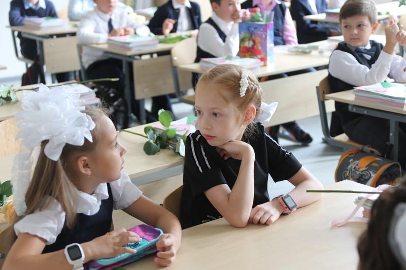 Власти Москвы подготовили для школьников акцию «Первоклассный сентябрь»