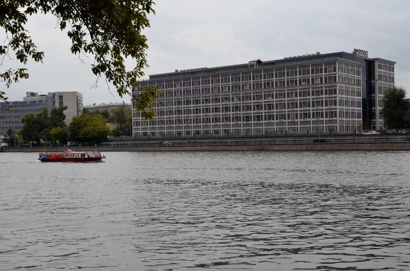 Капитальный ремонт Новоданиловской набережной проведут в столице