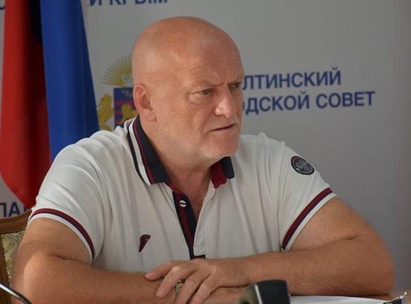 Мэр Ялты уволил своего заместителя за поддержку белорусской оппозиции