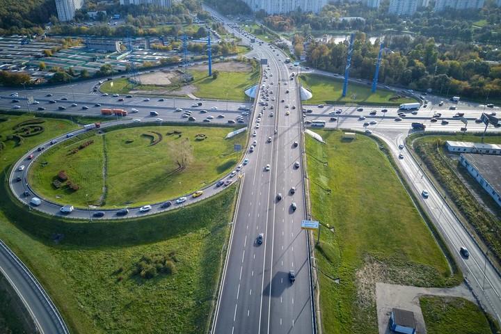 Развязки с Боровским и Киевским шоссе появятся в Москве
