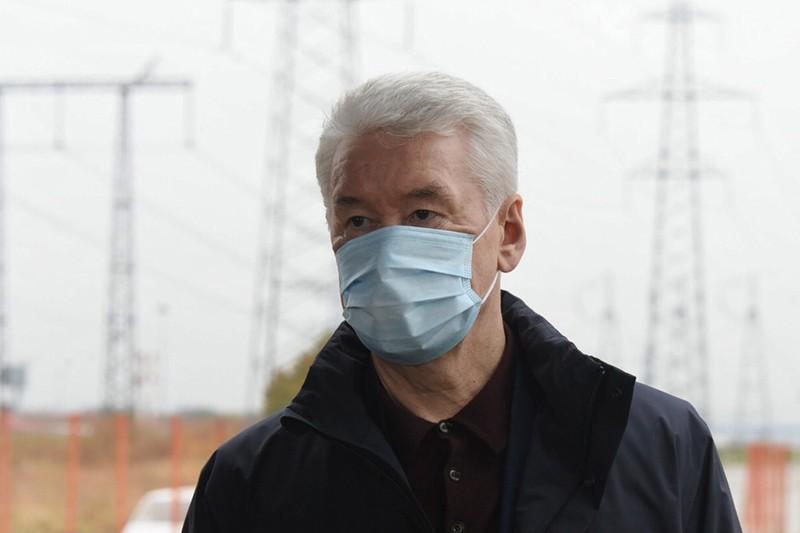 Сергей Собянин рассказал о стратегически важном рубеже в борьбе с пандемией