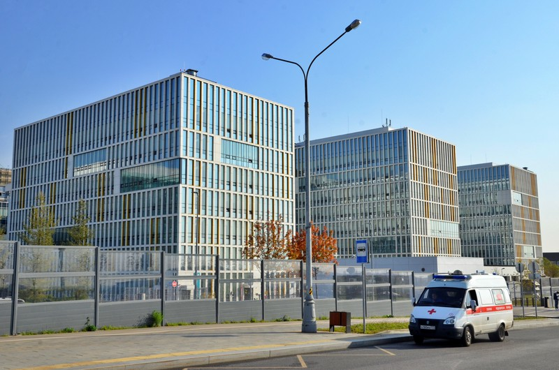 Коронавирус выявили у 5902 человек за сутки в Москве