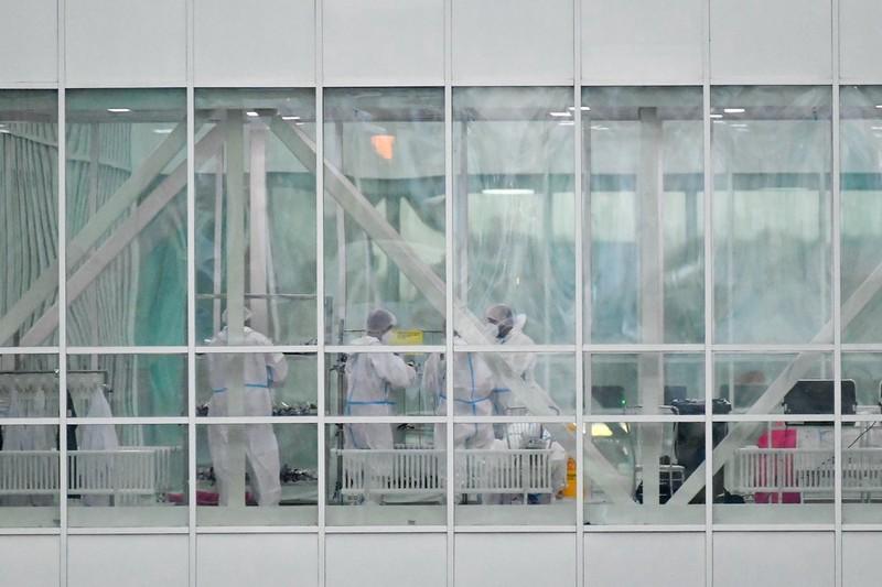 Новый центр спортивной медицины появится в Хамовниках
