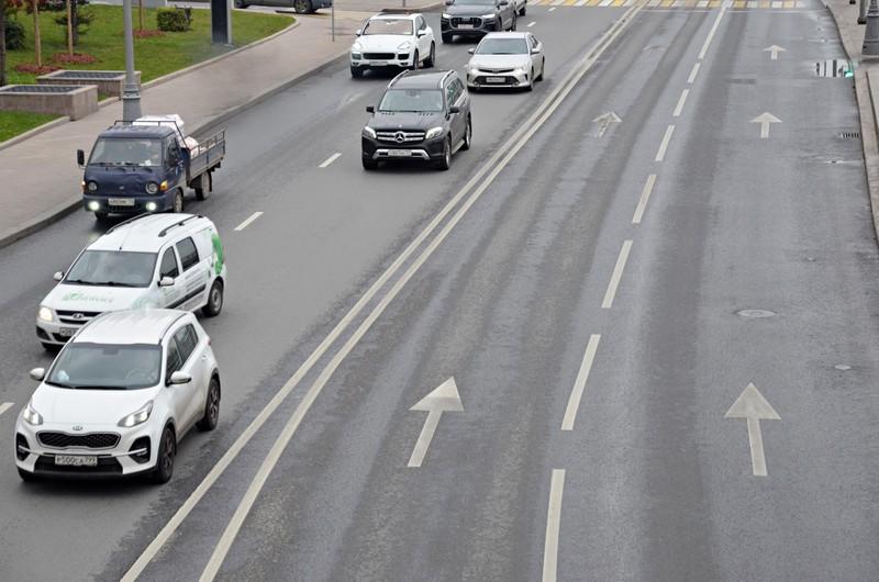 Движение на МКАД в районе Каширского шоссе восстановлено