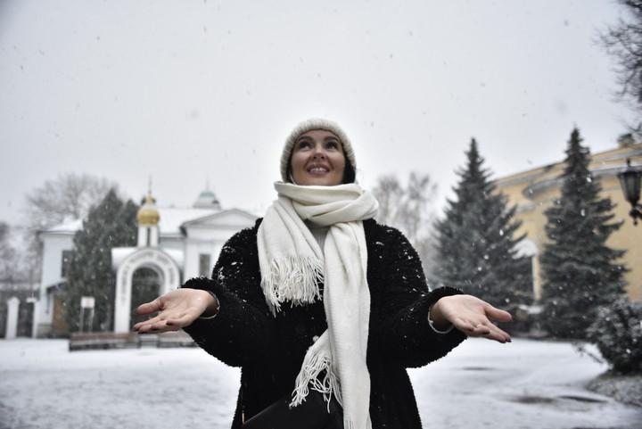 Столичным жителям пообещали комфортное и мягкое начало зимы с умеренными сугробами. Кроме того, первый зимний месяц будет на пару градусов теплее нормы. Температура воздуха составит около 1–3 градуса ниже нуля днем и минус 6 — минус 4 ночью / Фото: Пелагия Замятина, «Вечерняя Москва»