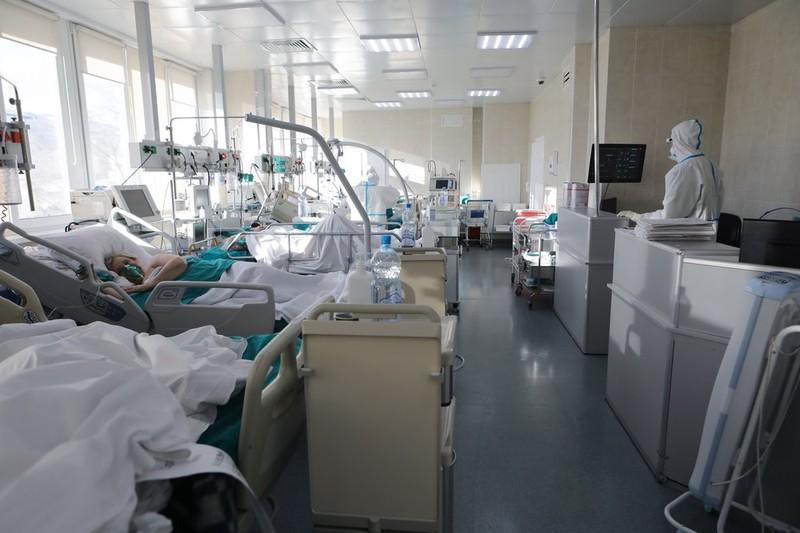Москва имеет достаточный запас прочности по количеству коек для лечения коронавируса