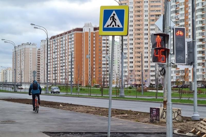 Москвичам напомнили о правилах перевозки велосипеда в транспорте