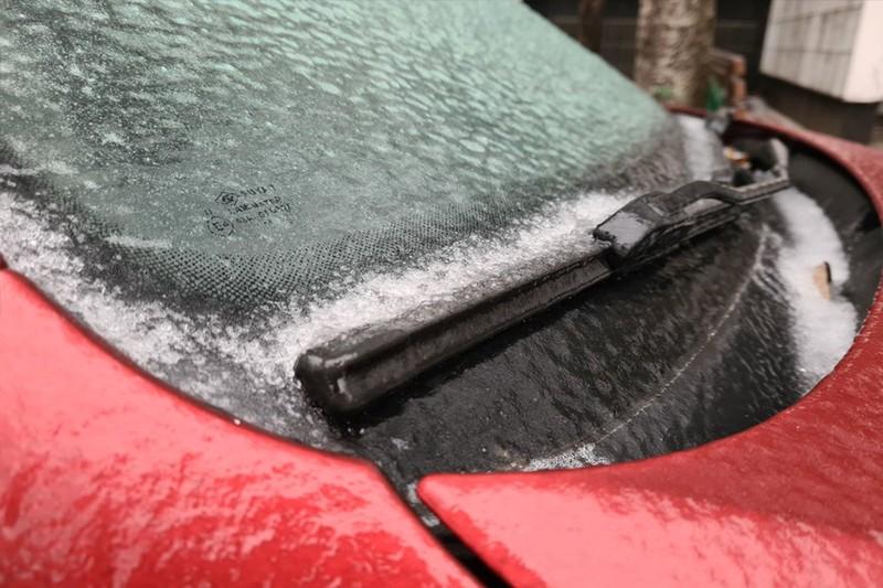 Синоптики предупредили о замерзающих дождях в Москве ночью 25-27 февраля