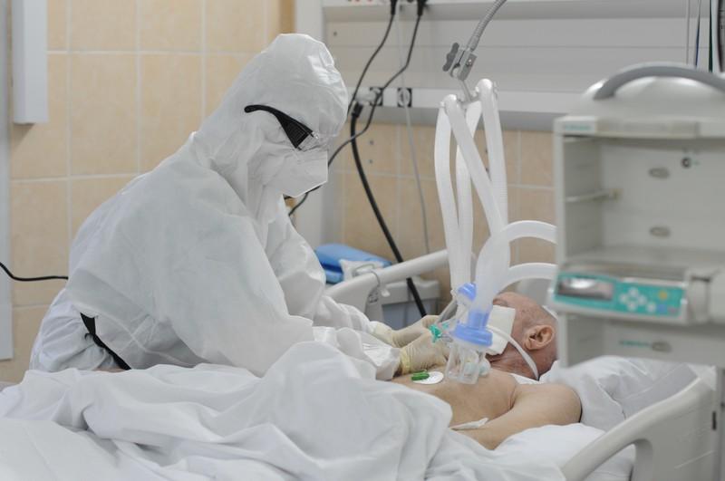 Коронавирус выявили у 5418 человек в Москве за сутки