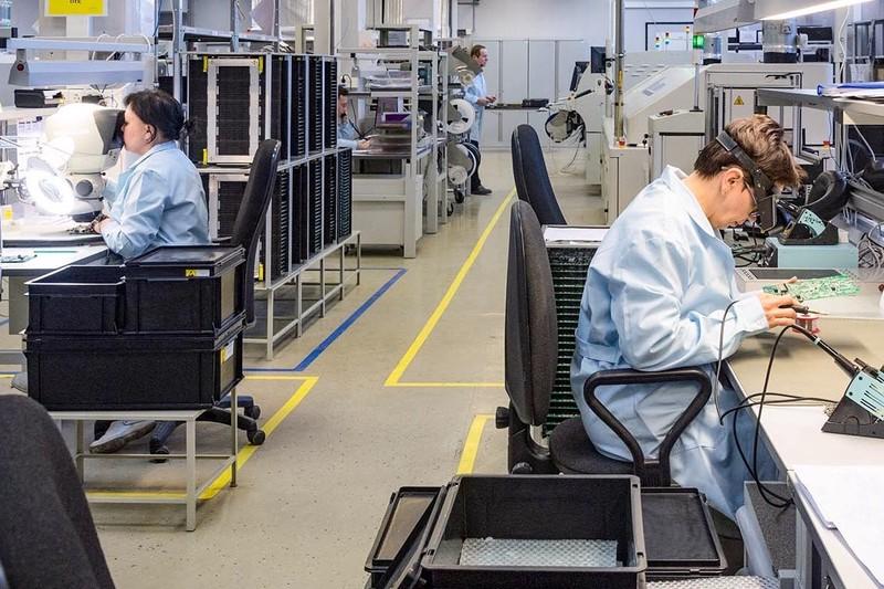 Экспорт столичного светового оборудования вырос на 8,8 процента в 2020 году