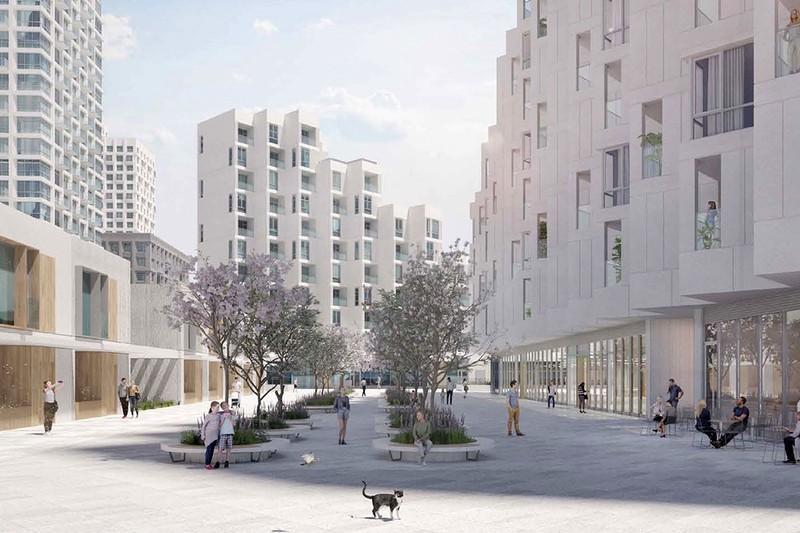 Полтора миллиона квадратных метров жилья могут ввести в эксплуатацию в 2021 году в Москве