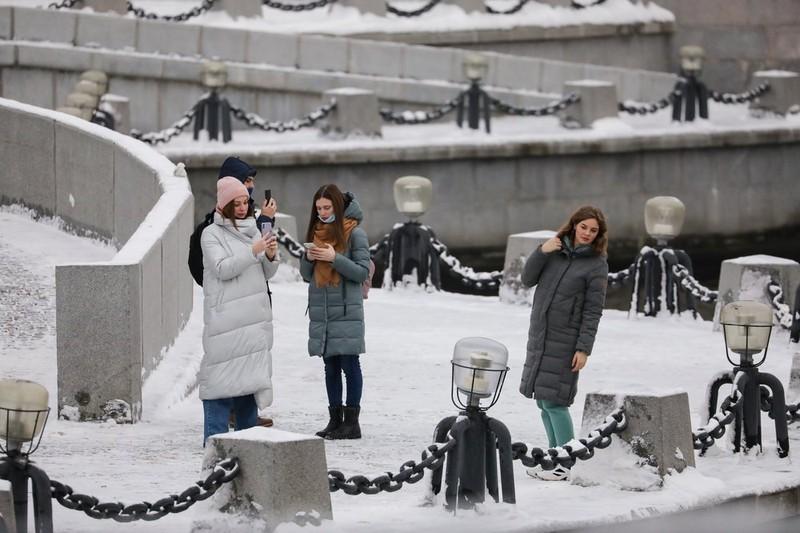 Москвичей предупредили об аномальном снижении атмосферного давления