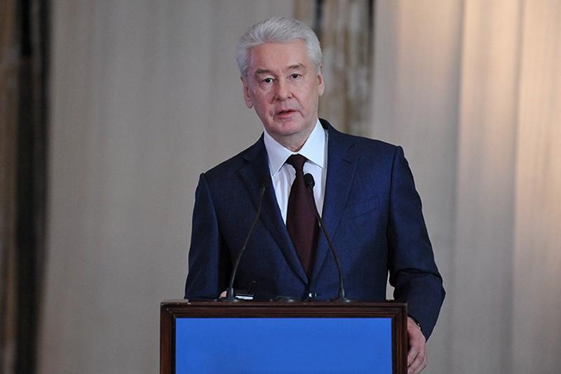 Сергей Собянин: Москва обеспечила четверть российского экспорта в 2020 году