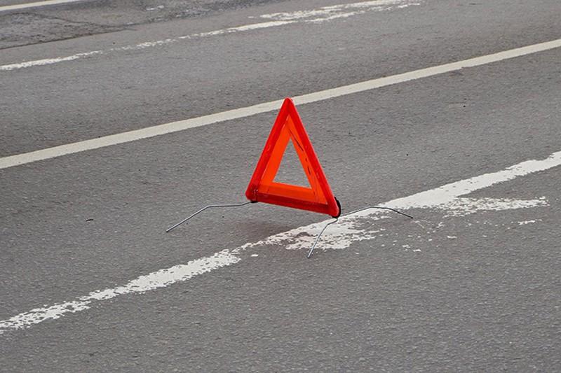 Машина скорой помощи столкнулась с автомобилем в центре Москвы