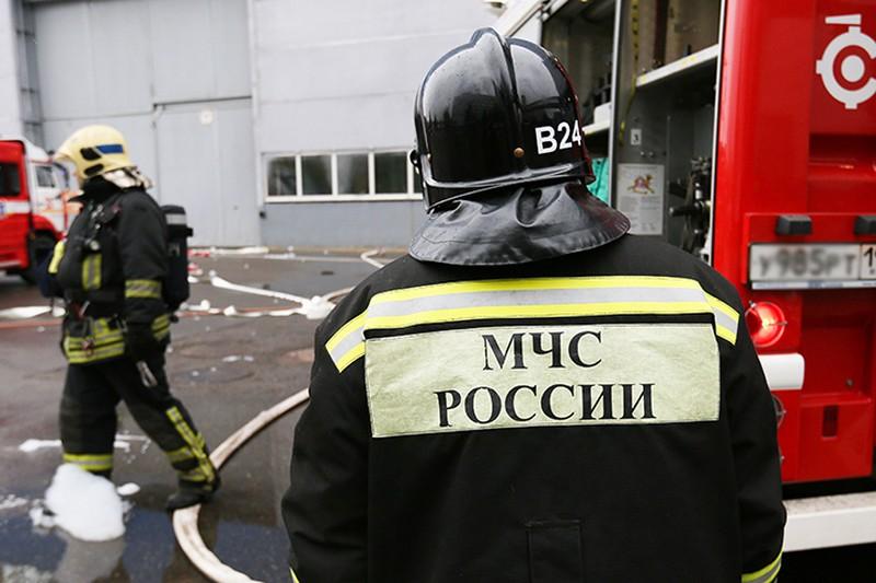 Число жертв пожара в сварочном цехе в Мытищах увеличилось до пяти