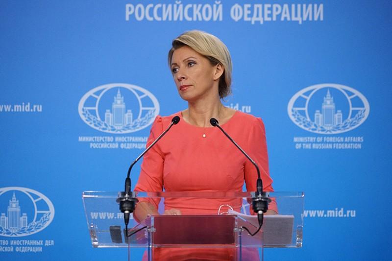Захарова: Украина не заботится о своих гражданах, обсуждая вступление в НАТО