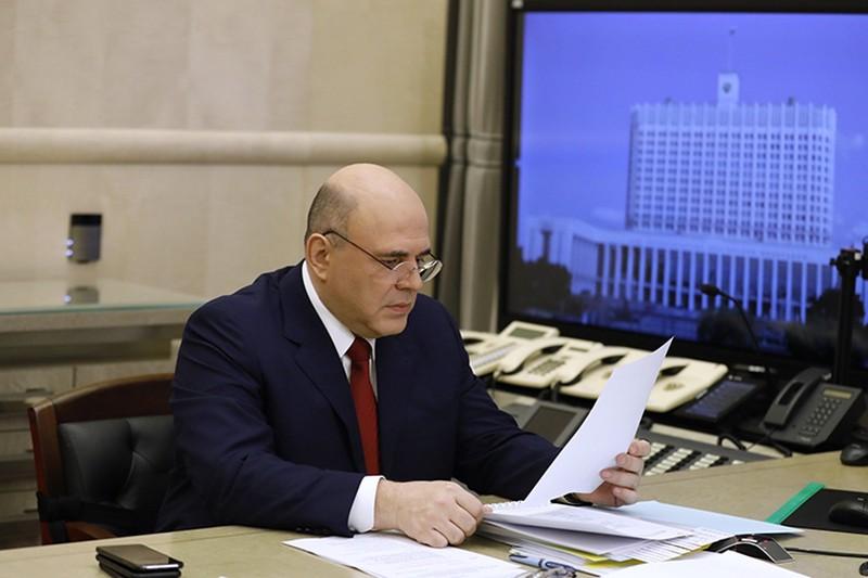 Мишустин подписал постановление о запуске в России Единого реестра видов контроля