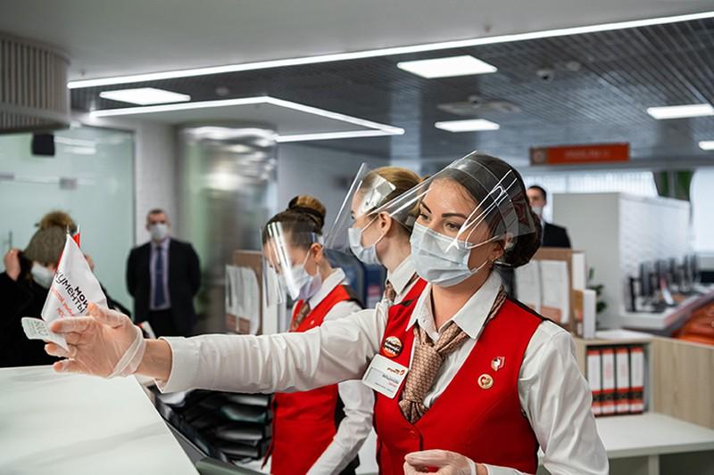 Центр услуг для бизнеса заработал в офисе «Мои документы» на севере Москвы
