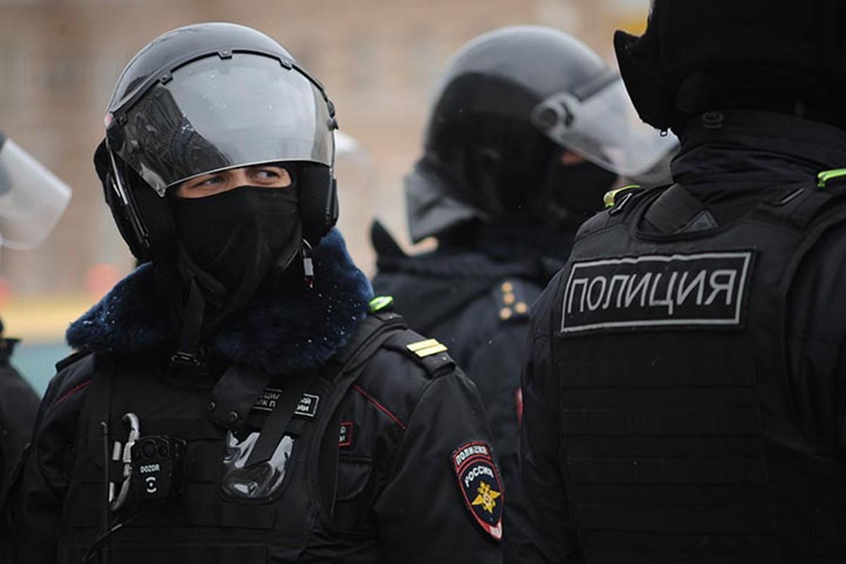 МВД предупредило об ответственности за участие в несанкционированных акциях в Москве