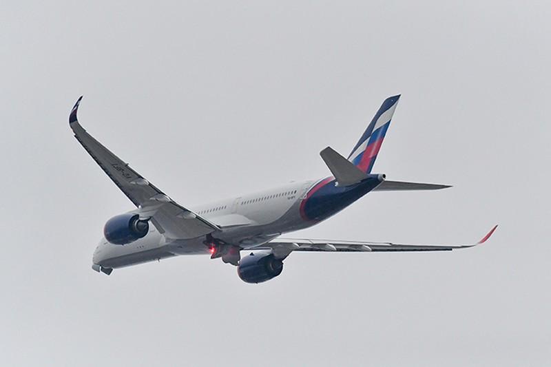 Самолет совершил аварийную посадку в Шереметьеве из-за проблем с грузовым отсеком