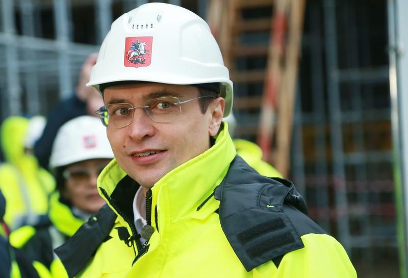 Рафик Загрутдинов: реконструируем развязку на пересечении МКАД с улицей Верхние Поля