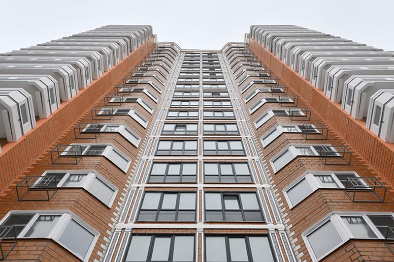 Строительство многоэтажки по программе реновации завершилось на юго-востоке Москвы