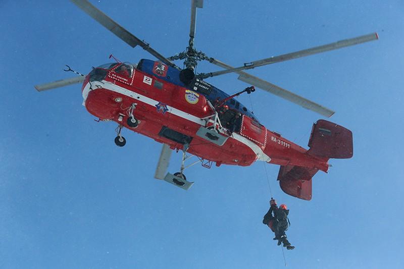Более 30 пострадавших эвакуировали на вертолетах в Москве с начала 2021 года