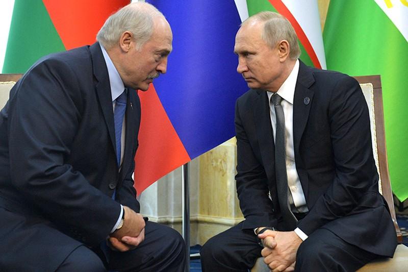 Путин и Лукашенко обсудили кандидатуру нового госсекретаря Союзного государства