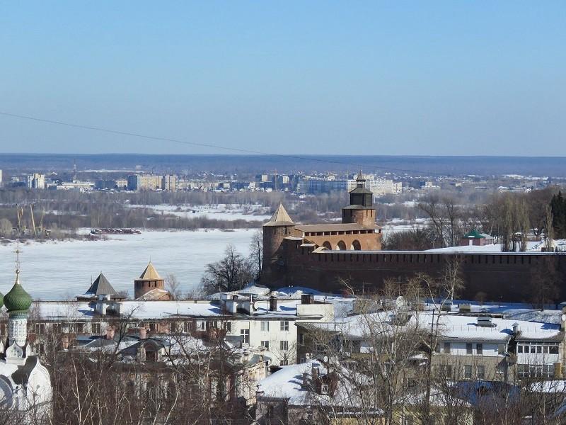 Сосед столице ближний. Нижний Новгород — современный мегаполис, сохранивший купеческие традиции