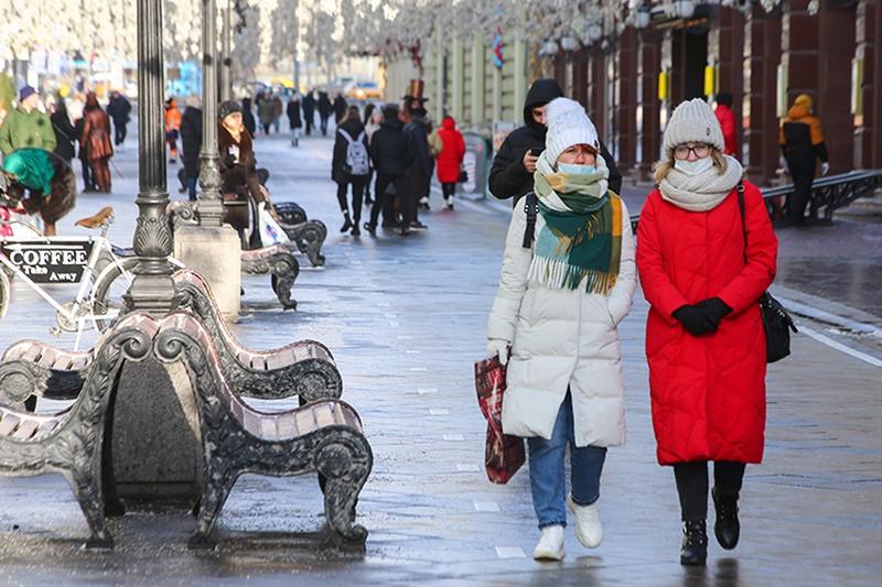 Московские врачи вылечили от коронавируса более 900 тысяч человек