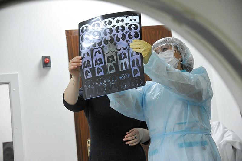 За сутки в столице выявили 1277 новых случаев COVID-19