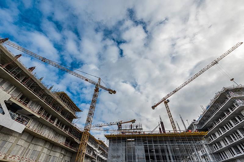 Дом по программе реновации в Южнопортовом районе Москвы сдадут до конца года