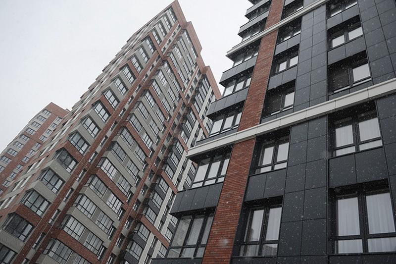 Завершено строительство трех корпусов в ЖК «Кленовые аллеи» в Новой Москве